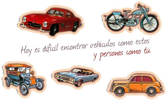 Club burgalés de vehículos históricos
