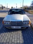 MERCEDES 300 DW 123 1980