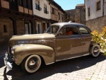 CHEVROLET COUPE ESPECIAL LUXE 1941