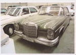 MERCEDES 220 SE COUPE 1.965