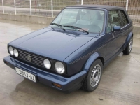 GOLF DESCAPOTABLE 1.991